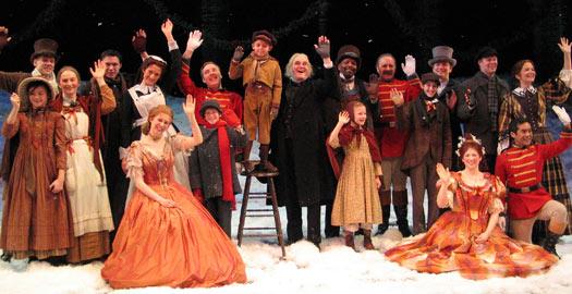 A Christmas Carol Script. A. Christmas & Happy New Year Templates