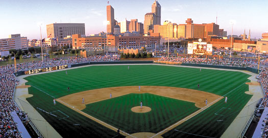 Great deals from the indianapolis indians doing indy