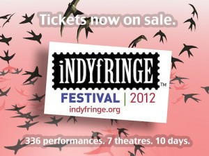 Win two VIP tickets to Indy Fringe!