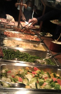 Beef and Boards Dinner Buffet