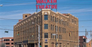 Madam Walker Theatre in Indianapolis