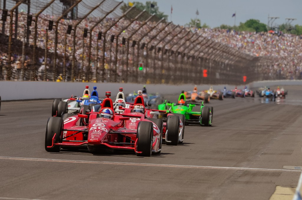 The greatest spectacle in racing indy 500 traditions for World wide motors indianapolis
