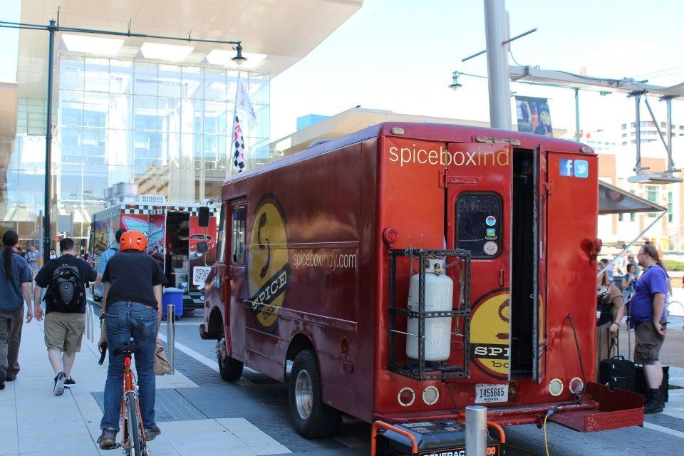 Food Trucks at Gen Con