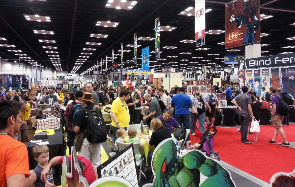 Gen Con Dealer Expo