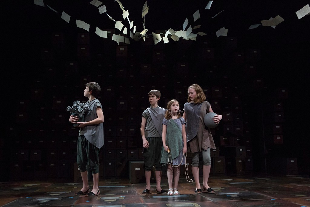 """The Giver"" at the Indiana Repertory Theatre"