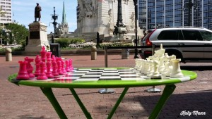 monument circle spark chess